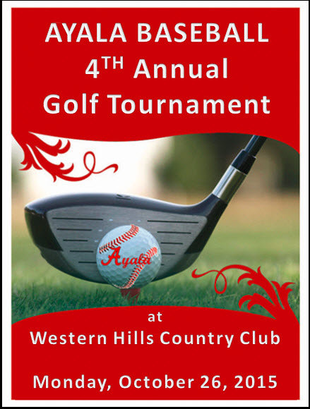 Ayala baseball team to hold golf tourney fundraiser | Prep ...