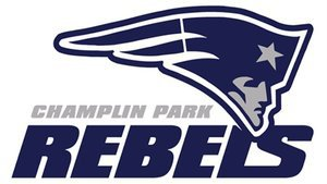 Image result for champlin park rebels baseball