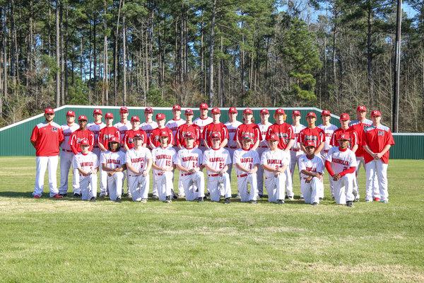 Magnolia Panther Baseball