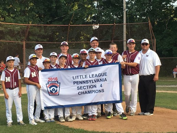 The Mechanicsburg Little League 12U All Star team would like to thank you for your tremendous support during their run to the PA Section 4 Ch&ionship and ... : pa little league sectionals - Sectionals, Sofas & Couches