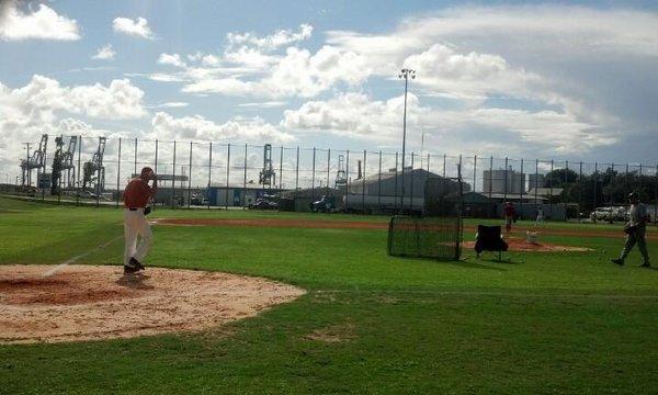 Grand Park Baseball Field Myrtle Beach Sc