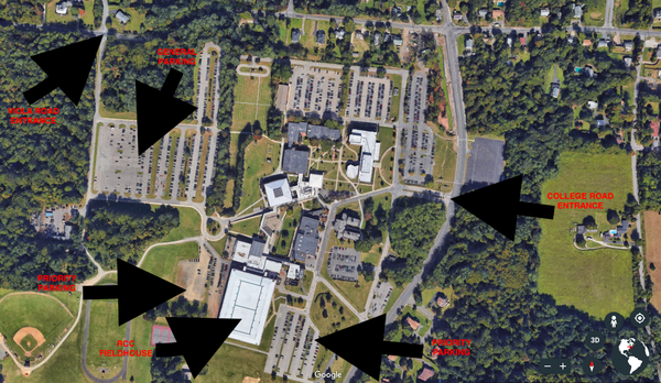 Rockland Community College Campus Map.Forms