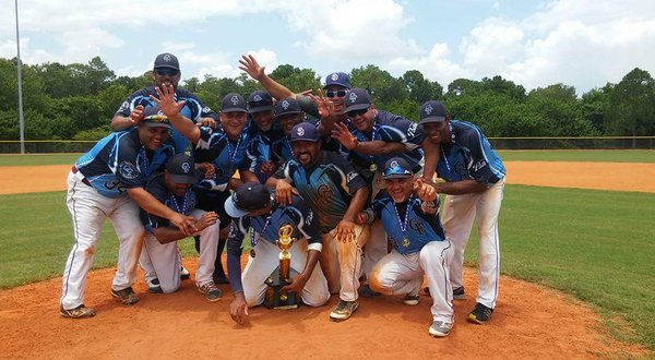 Florida adult baseball leagues