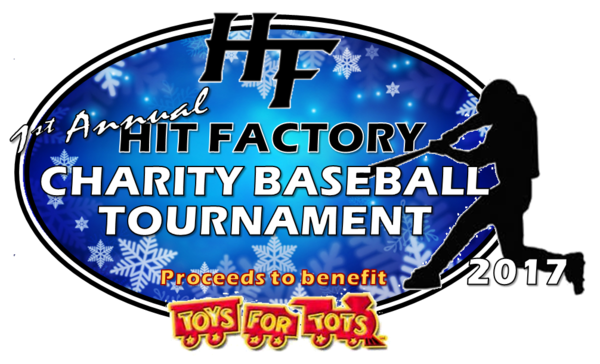 Baseball Toys For Tots Logo : Hit factory tampa home page