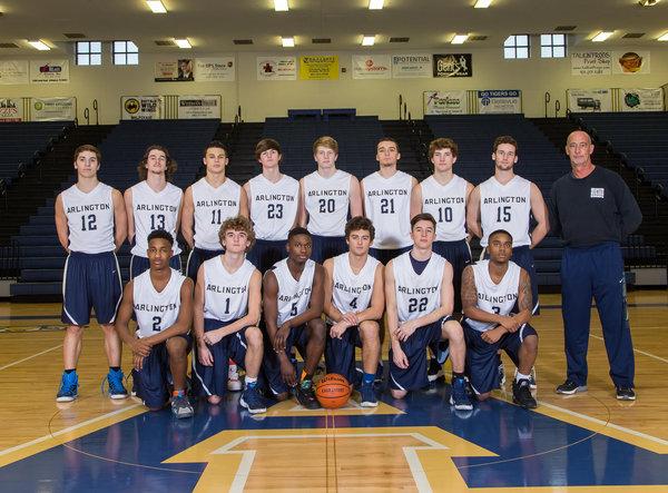 Arlington Tigers Basketball Home Page