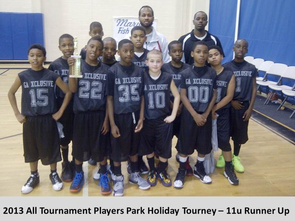 excel basketball tournament