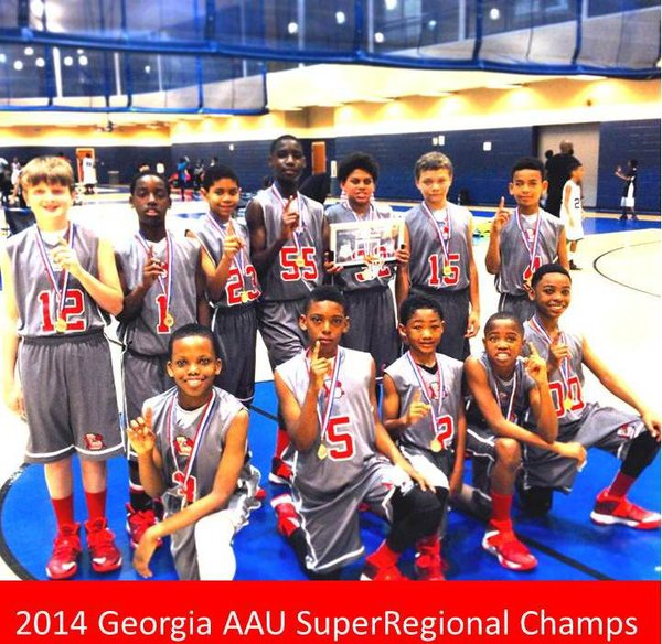 Xclusive Wins Georgia AAU SuperRegional And Cup Tourneys