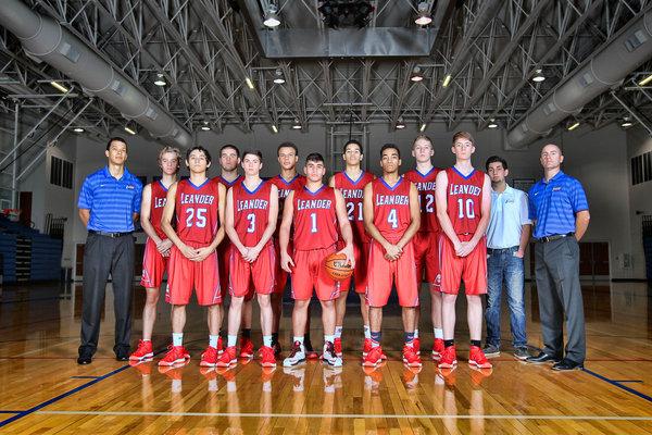 U High Basketball Roster Leander High Sc...