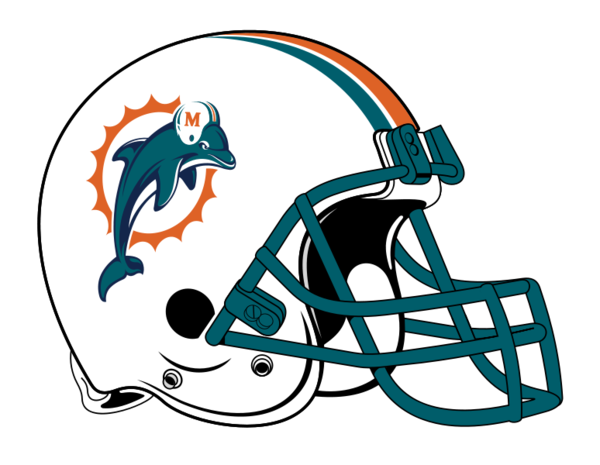 Dolphins helmet png