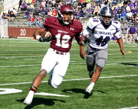 Devwah Whaley - 2016 RB - Beaumont Central HS, Beaumont, TX (Photo courtesy of Hometeamsonline.com)