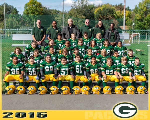 Harrisburg Packers Midget Football Teams 78