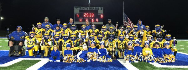 Have tri county blue mountain midget football can