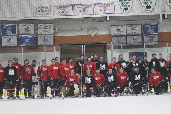 2nd Annual Maine Hockey Alumni Game Was Fun for All