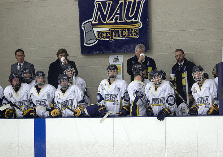 Offense Leads The Way For Diii Icejacks As They Earn Weekend Sweep