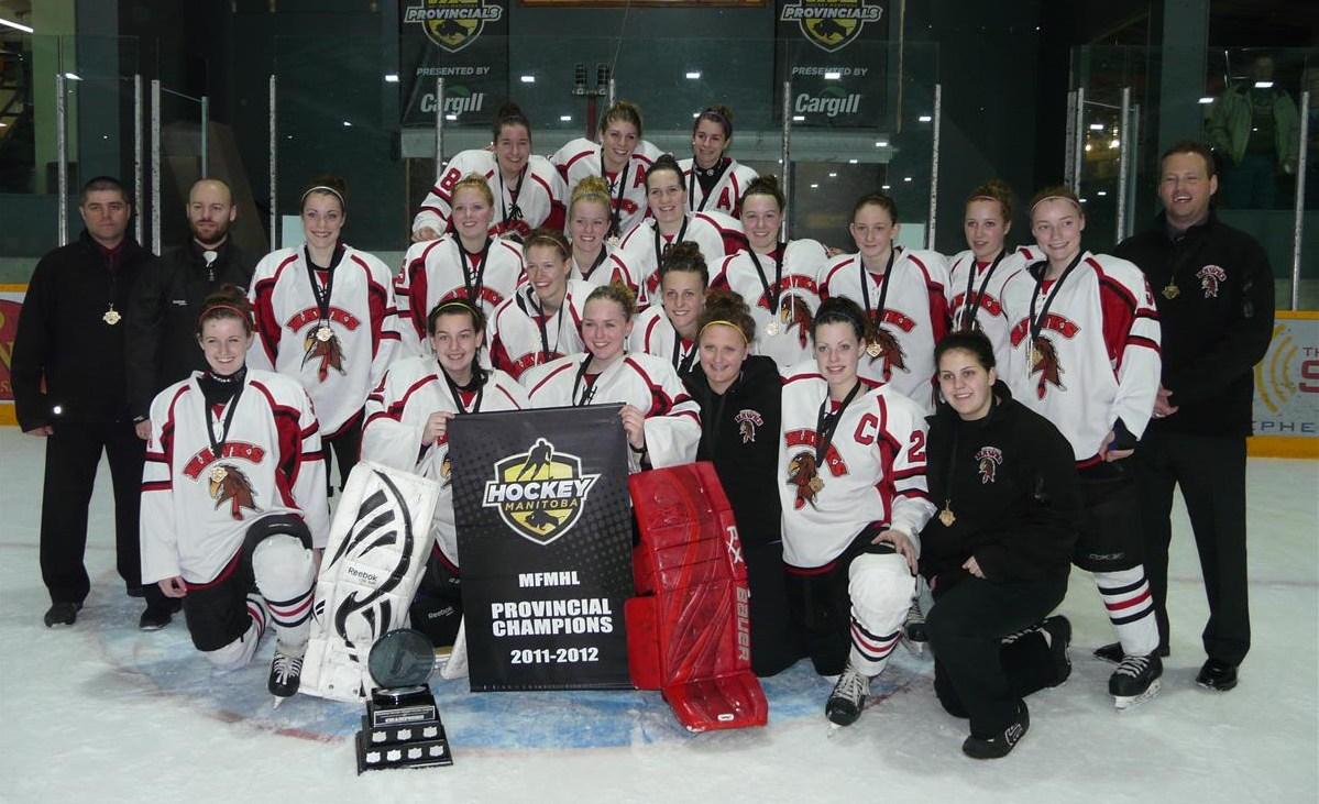Manitoba Midget Provincial Aaa Hockey