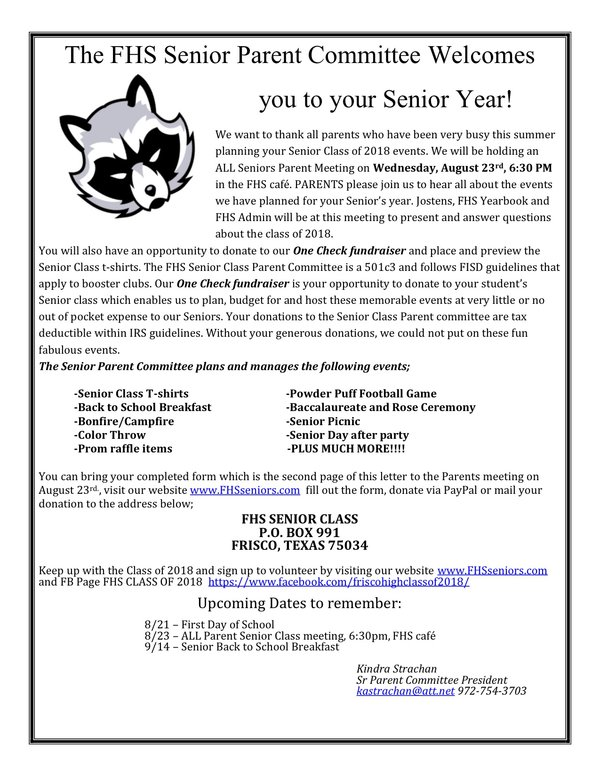 senior letter Seniorcom is the preeminent resource for information, products, and services focused on meeting the needs of seniors and those serving seniors in our communities as the name suggests, we are only about seniors.