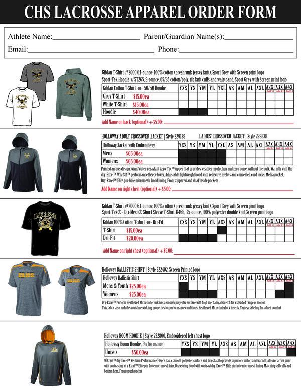 Spiritwear for Order custom shirts online