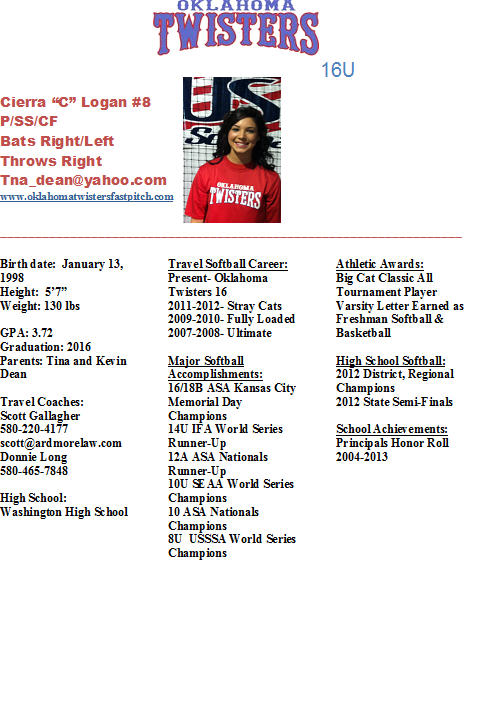 sle basketball player profile template free