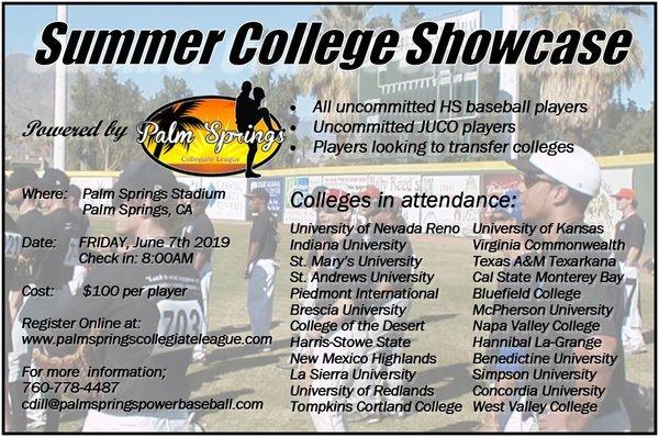 College Showcase