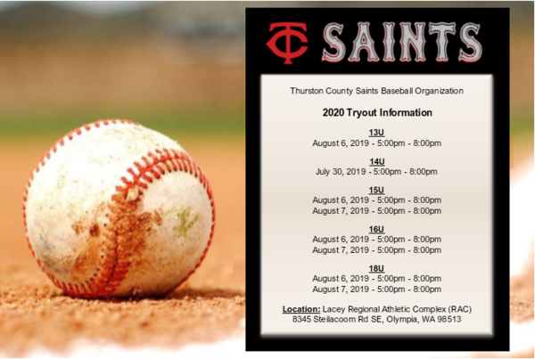 Thurston County Saints Home Page