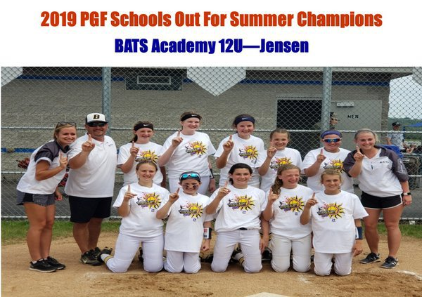 B A T S  Academy Fastpitch Home Page