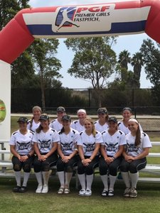 16U MORRISON PLACES 5TH AT PGF NATIONALS