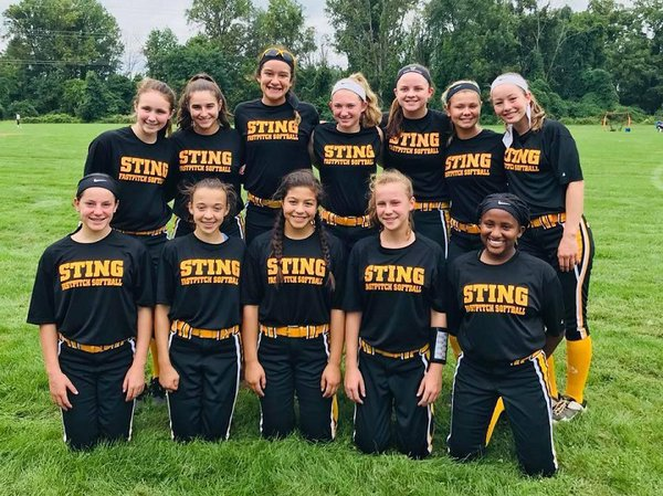 Sting Fastpitch Softball Home Page