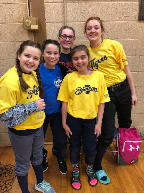 Taunton Girls Softball League - Taunton, Massachusetts