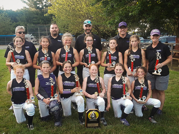 Central Mass Voodoo | 10U, 12U, 14U, 16U, 18U & 18+ Softball
